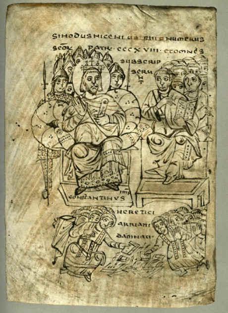 Broeders en Zusters in Christus door de eeuwen heen. #6 Constantijn de Grote (3/3)