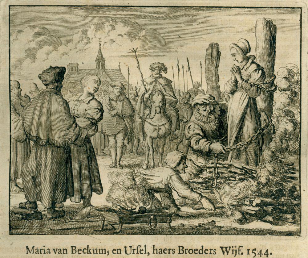 Broeders en Zusters in Christus door de eeuwen heen #12 Anabaptisten (4/6)