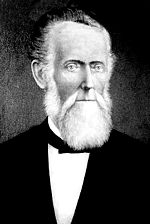 George Stetson (1814–1879) Millerite who also wrote for George Storrs' magazine The Herald of Life and the Coming Kingdom, and for other magazines such as The World's Crisis - George Stetson (1814–1879) Millerite die ook schreef voor George Storrs' magazine The Herald of Life en the Coming Kingdom, en voor andere bijbelstudenten tijdschriften zoals The World's Crisis