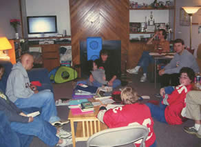 Young Adult Home Church Bible study