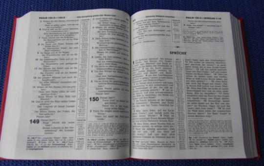 Neue Welt Übersetzung der Heiligen Schrift - 1999